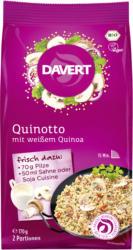Quinotto mit weißem Quinoa
