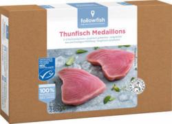Thunfisch Medaillons (TK)