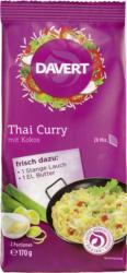 Thai Curry mit Kokos