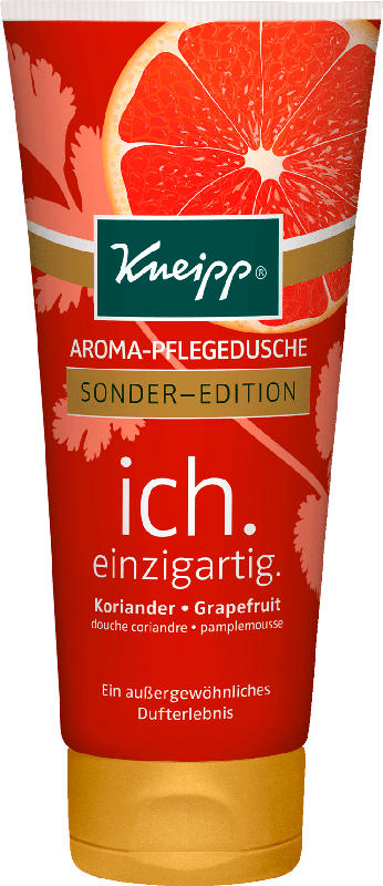 Kneipp Aroma-Pflegedusche Grapefruit Koriander