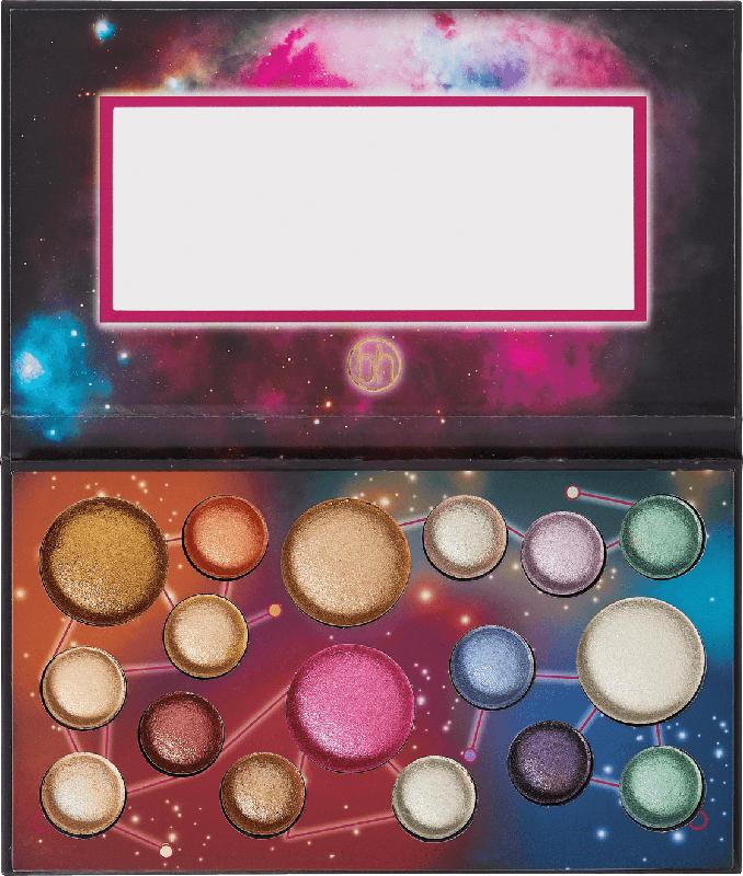 BH Cosmetics Lidschatten & Highlighter Palette Stellar Collision