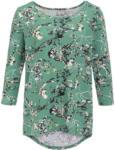 Ernsting's family Damen Langarmshirt mit Allover-Muster