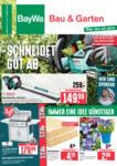 BayWa Bau- & Gartenmärkte Wochenangebote - bis 17.08.2019