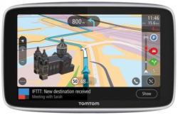 """TomTom Go Premium 5 World Lifetime Maps & Traffic tragbares Navigationssystem 5"""" + Freisprecheinrichtung"""