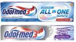 real Odol-med3 Zahncreme All in one Schutz oder White&Shine, Samtweiss oder Complete Care, versch. Sorten, jede 75-ml-Packung - bis 19.10.2019