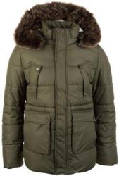 URBAN CLASSICS Winterjacke »Faux Fur Hooded Herren«