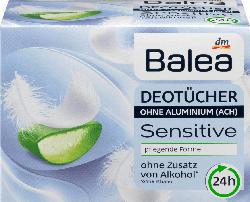 Balea Deo Tücher Sensitive