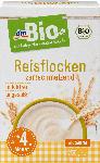 dm-drogerie markt dmBio Getreidebrei Reisflocken zartschmelzend nach dem 4. Monat