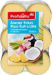 Profissimo Duftlichte Maxi Ananas- Cocos