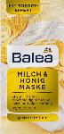 dm-drogerie markt Balea Maske Milch & Honig, 2 x 8 ml