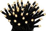 dm-drogerie markt Dekorieren & Einrichten Lichterkette 40 Lichter warm-weiß mit Timer