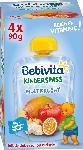 dm-drogerie markt Bebivita Quetschbeutel Kinderspass Multifrucht ab 1 Jahr, 4x90g