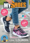 MyShoes MyShoes Flugblatt - August/September 2019 - bis 15.09.2019