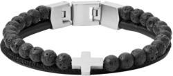 Fossil Armband »MENS DRESS, Kreuz, JF03120040«