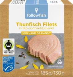 Thunfisch Filets Sonnenblumenöl