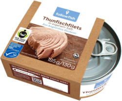 Thunfisch Filets natur