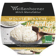 Mousse Blanche Holunderblüte