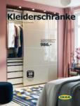 IKEA Chemnitz Kleiderschränke - bis 16.08.2019