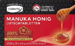 Comvita Manuka Honig Lutschtabletten MGO 263+, UMF 10+