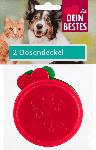 dm-drogerie markt Dein Bestes Zubehör für Hunde und Katzen, Dosendeckel