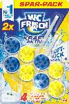 dm-drogerie markt WC-Frisch WC-Reiniger-Spüler Kraft Aktiv Lemon