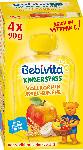 dm-drogerie markt Bebivita Quetschbeutel Kinderspass Vollkorn in Apfel-Banane ab 1 Jahr, 4x90g