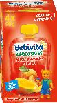 dm-drogerie markt Bebivita Quetschbeutel Kinderspass Apfel-Pfirsich-Mango ab 1 Jahr, 4x90g
