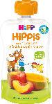 dm-drogerie markt Quetschbeutel Hippis Pfirsich in Apfel-Mango ab 1 Jahr