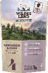 dm-drogerie markt Wildes Land Nassfutter für Katzen, Nr. 4 Kaninchen und Huhn