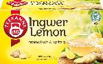 dm-drogerie markt Teekanne Ingwer-Tee Lemon, Zitrone (20x1,75g)
