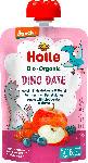 dm-drogerie markt Holle baby food Quetschbeutel Dino Date, Apfel mit Heidelbeere & Dattel ab 6 Monaten