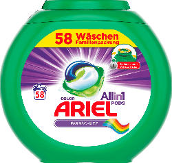 ARIEL Colorwaschmittel All-in-1 PODS
