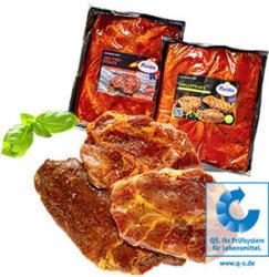 Frische Schweinenackensteaks 10-er SB-Packung, je 1 kg