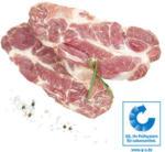 real Frisches Schweinenackenkotelett natur,    je 1 kg - bis 24.08.2019