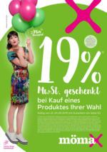 19% Gutscheinheft