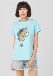 s.Oliver T-Shirt mit Frontprint