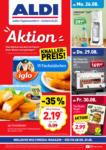 ALDI Nord Wochen Angebote - ab 26.08.2019