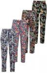 NKD Damen-Stoffhose mit exotischem Muster