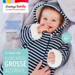 Ernsting's family Ernsting´s Family - Kleine Mäuse, große Auswahl - ab 23.08. - bis 09.09.2019