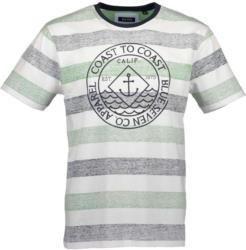 Blue Seven T-Shirt »Rundhals mit Druck«
