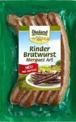 Rinder-Bratwurst Merguez Art