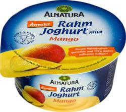 Rahmjoghurt Mango