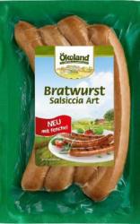 Bratwurst Salsiccia Art