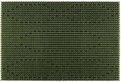 Allwettermatte 40x60 cm, grün