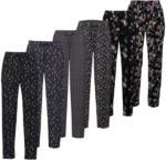 NKD Damen-Stoffhose mit Bindebändern