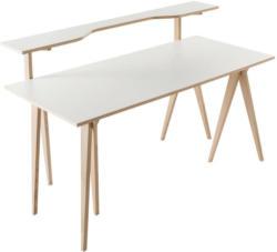 Schreibtisch In Holz, Holzwerkstoff
