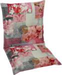 XXXLutz Braunau Sesselauflage In Rosa, Weiß Blume