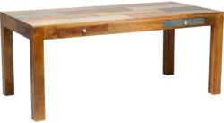 Esstisch in Holz, Holzwerkstoff 180/90/77 cm