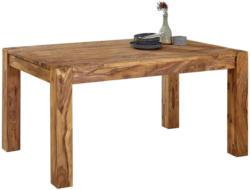 Esstisch in Holz 160(260)/100/77 cm