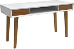 Schreibtisch in Holz, Holzwerkstoff 120/76/59 cm